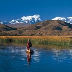 Интересная информация об озере Титикака