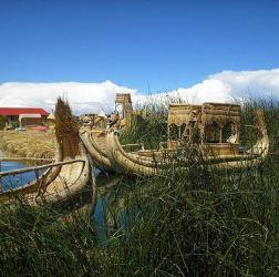 Острова Урос