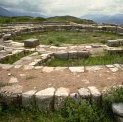 Руины инков – храм в Sacsayhuaman