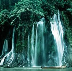 Удивительная река Урубамба