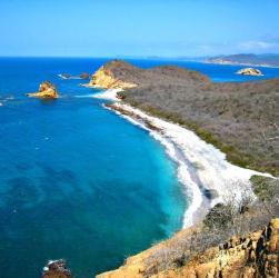 Пляжи Эквадора